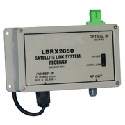 LBRX2600-SC  - Optical receiver