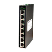 Hardened Unmanaged Ethernet Switch with 8x10/100/1000 Base-TX ports